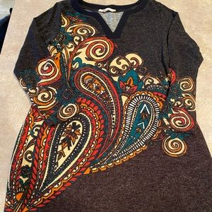 Women's dress size large